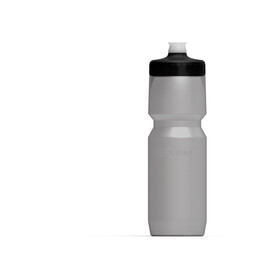 Cube Feather Drinking Bottle 750ml transparent